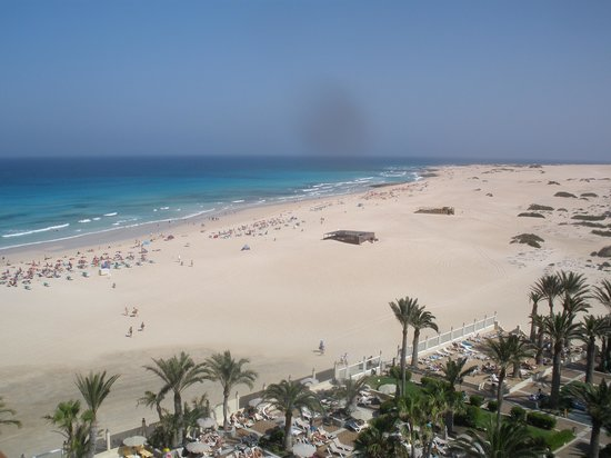 ClubHotel Riu Oliva Beach Resort: Room with a view!