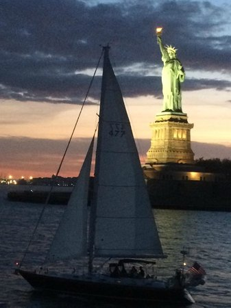 Spirit of New Jersey : Statue of Liberty