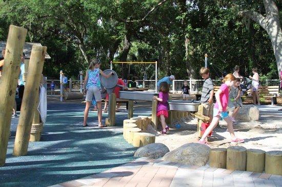 Pirate Playground: Pic of the Playground
