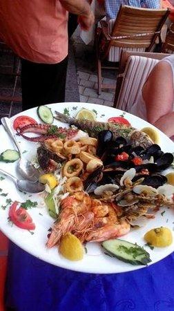 Mama Sofia's: Fish Dish 2 person