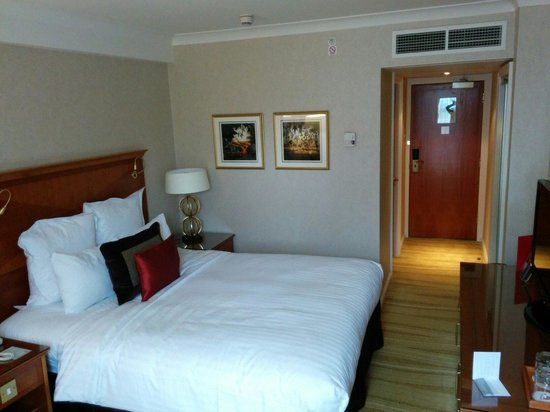 London Marriott Hotel Kensington: Room 318