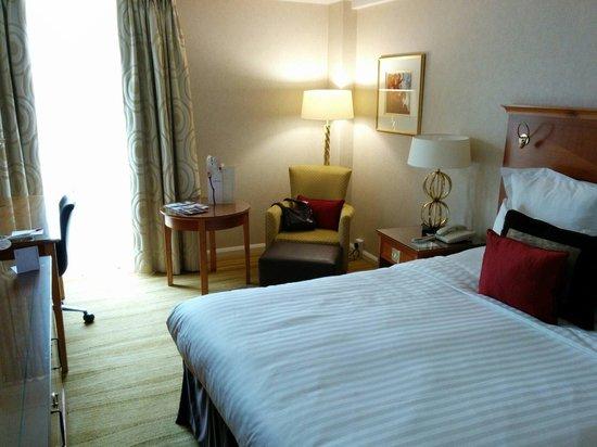 London Marriott Hotel Kensington: Room 318