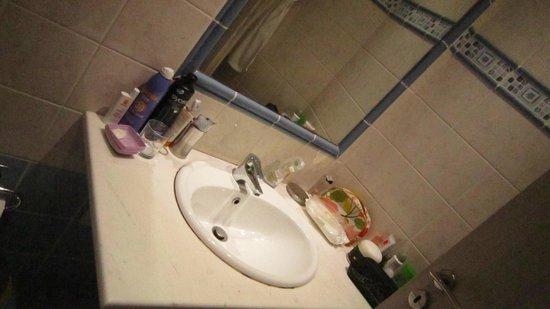 Hotel Thomas Beach: Туалетная команата