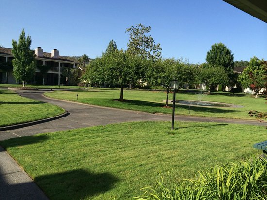 Silverado Resort and Spa: View from room 414
