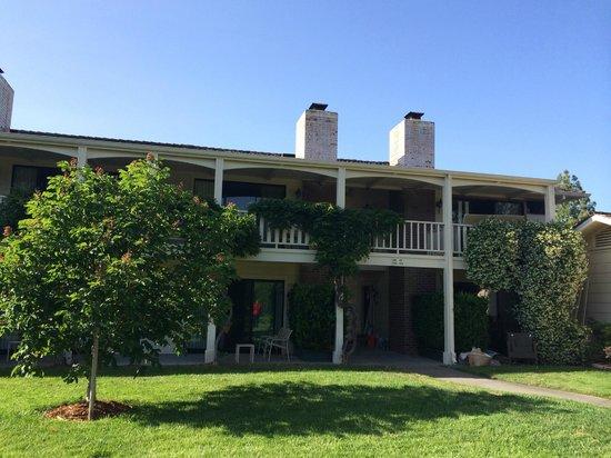 Silverado Resort and Spa: View of rooms at Silverado