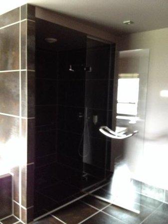 Domaine des Avenieres : douche à l'italienne