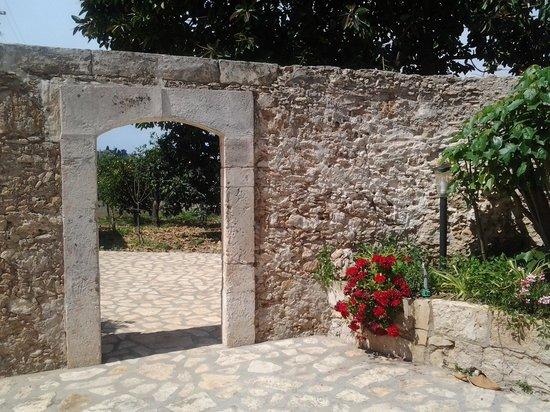 Antica Gebbia : porta