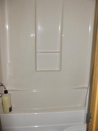 EconoLodge: Bathroom