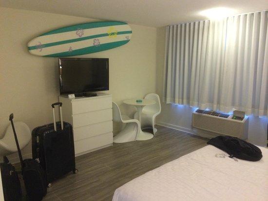 The Aqua Hotel: Zimmer
