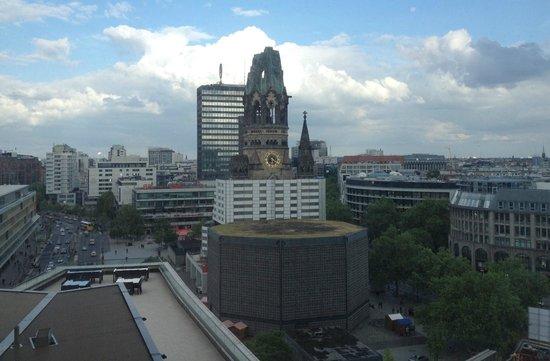 Waldorf Astoria Berlin: View from Room