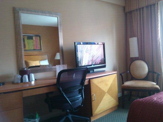 Skyline Hotel: Habitacion