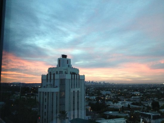 Andaz West Hollywood : Sunrise
