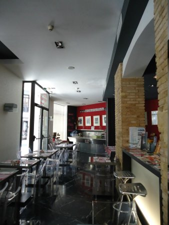 Petit Palace Ruzafa: El desayunador