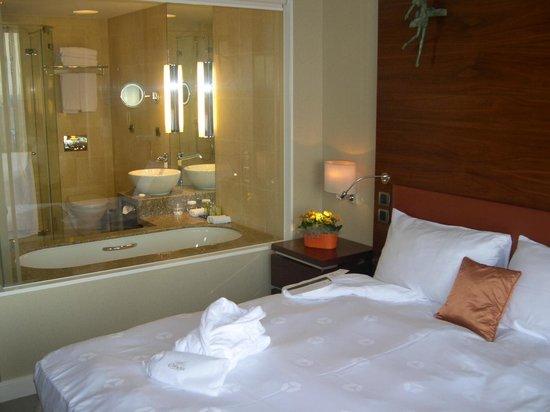 Hotel Okura Amsterdam : Zimmer