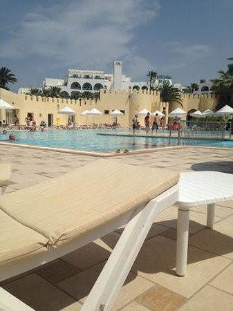 Tour Khalef Marhaba Thalasso & Spa : lovely hotel