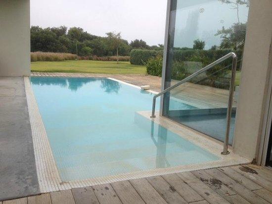 Sofitel Essaouira Mogador Golf & Spa: La piscine privative directement devant la villa.