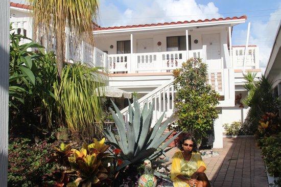 Breakaway Inn: La typique maison américaine