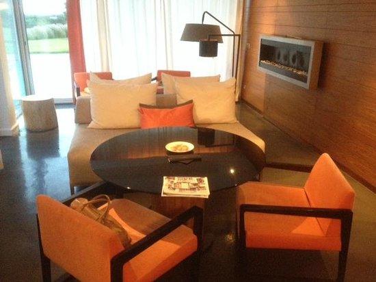 Sofitel Essaouira Mogador Golf & Spa: Le salon!