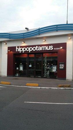 Hippopotamus: Rosny 2