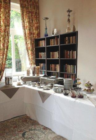 Parkhotel Helmstedt: Breakfast Buffet