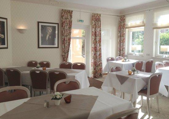 Parkhotel Helmstedt: Dining Room