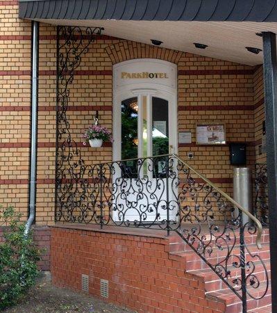 Parkhotel Helmstedt: Entry