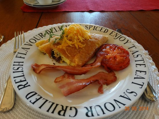Royston Hall Guesthouse : Breakfast