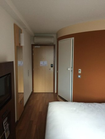 Ibis London Blackfriars: La chambre