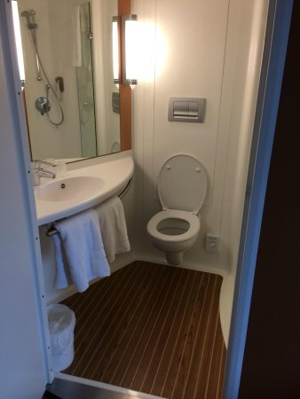 Ibis London Blackfriars: La salle de bain