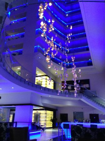 Radisson Blu Hotel Bucharest : Lobby