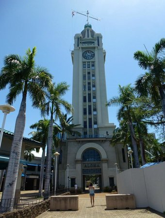 Aloha Tower Marketplace: Алоха Тауэр
