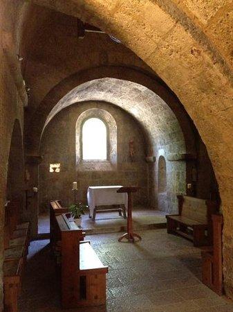 Abbaye de Boscodon: altare