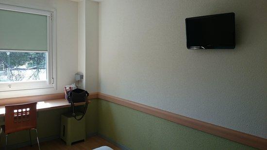 Ibis Budget Madrid Alcala de Henares: habitación doble