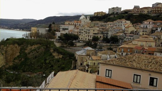 Piccolo Grand Hotel: terraza..