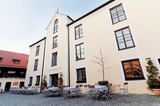 Schattenhofer Brauereigasthof: Altes Bräuhaus