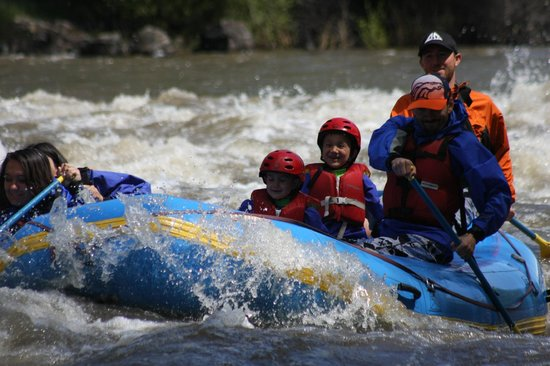 Scenic River Tours: My kids had a great time