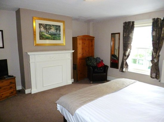 Devonport Hotel: Bedroom