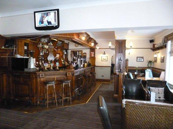Devonport Hotel: Bar area