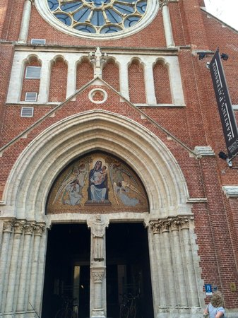 Martin's Patershof: Entrance