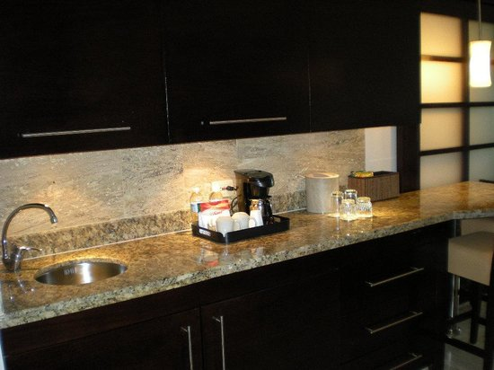 The Reserve at Paradisus Palma Real: Kitchenette