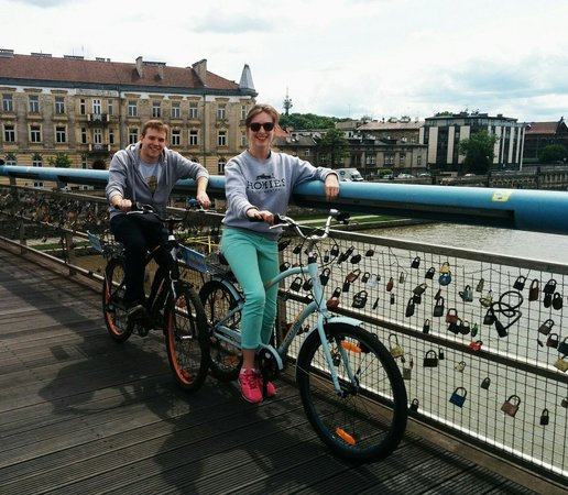 Krakow Bike Tour: Great day out!