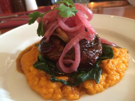 Old Ebbitt Grill: Osso Bucco Yummadoodle