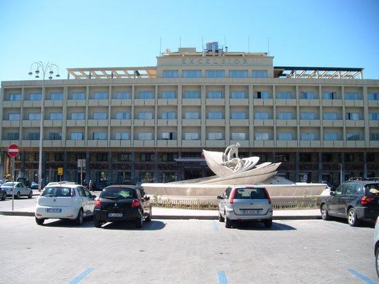 Mercure Catania Excelsior: Hotel