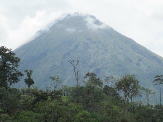 Volcano Lodge & Springs : Arenal Volcano!