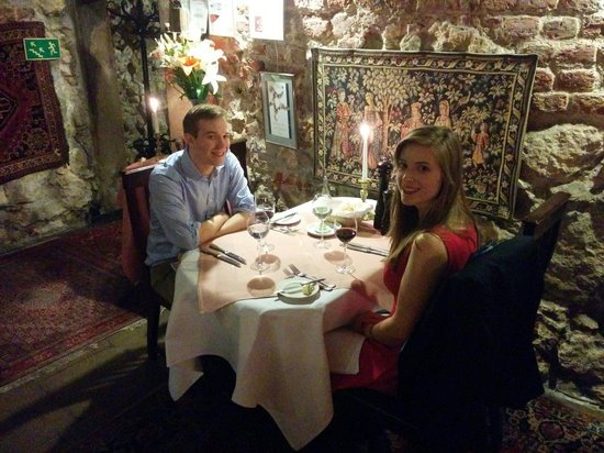 Cyrano de Bergerac : Lovely meal!
