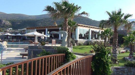 Ikaros Beach Resort & Spa : Restaurant principal