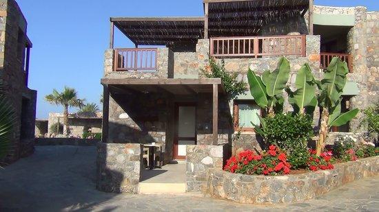Ikaros Beach Resort & Spa : Habitation crètoise