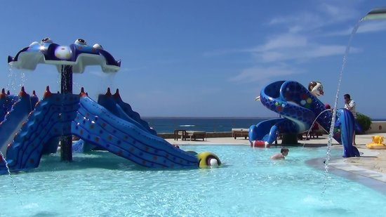 Ikaros Beach Resort & Spa: piscine enfants