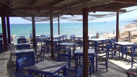 Ikaros Beach Resort & Spa: Resto de la plage