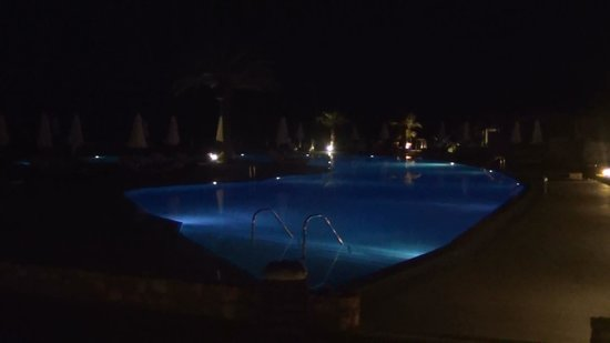 Ikaros Beach Resort & Spa: Le calme de la nuit